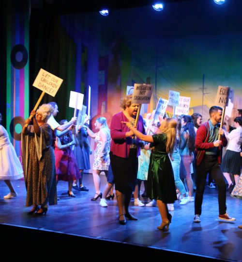 Hairspray - Rally 1