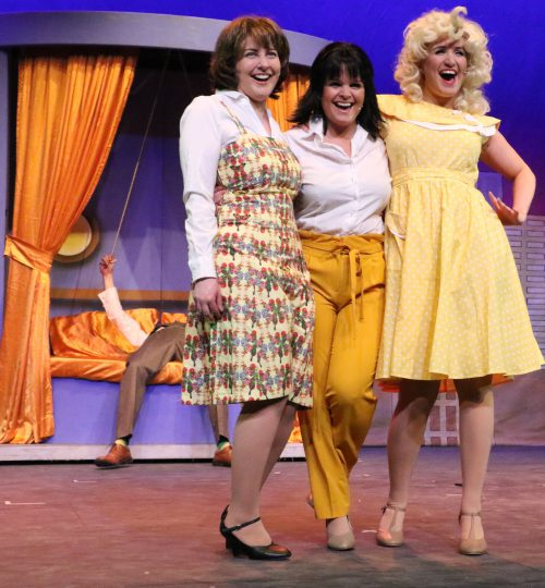 Violet, Dor and Judy